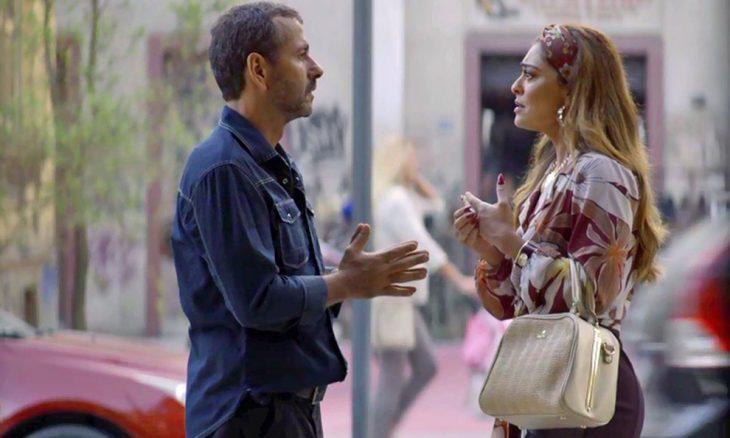 """Amadeu (Marcos Palmeira) e Maria da Paz (Juliana Paes) em """"A Dona do Pedaço"""" / Foto: TV Globo"""