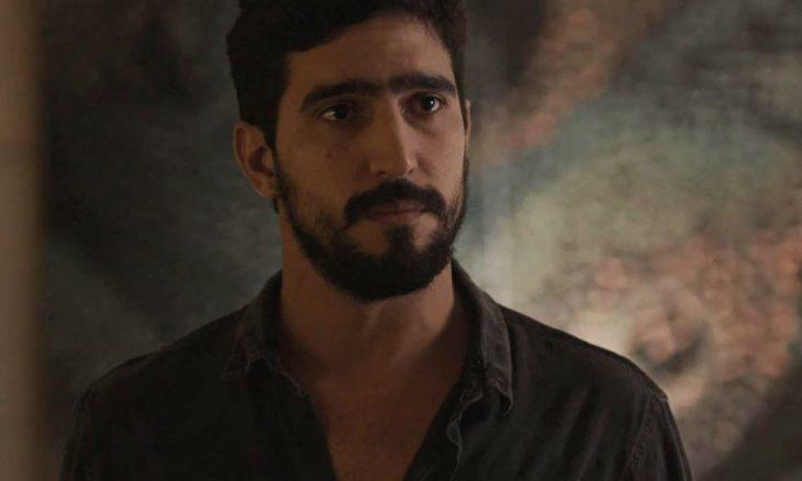 """Jamil (Renato Góes) em """"Órfãos da Terra"""" / Foto: TV Globo"""