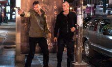 Liam Neeson e LJoel Kinnaman / Foto: Reprodução