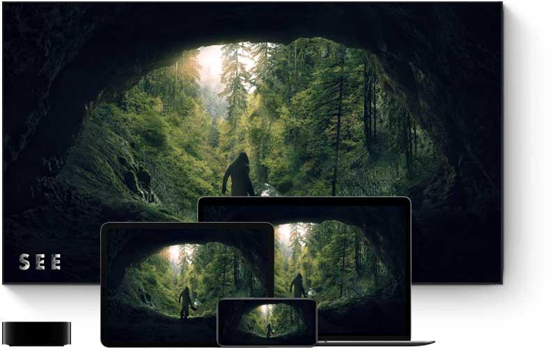 Os vídeos estarão disponíveis online e offline, e poderão ser acessados pelo aplicativo do Apple TV que vem pré-instalado no iPhone, iPad, Apple TV e iPod touch. Em breve, a ferramenta irá fazer parte do macOS Catalina.