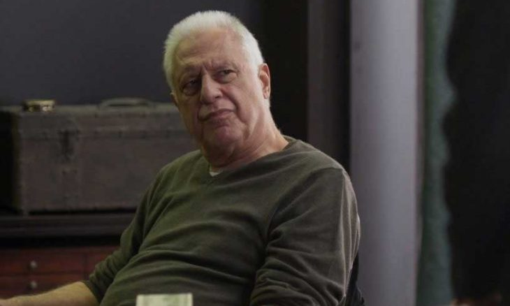 Alberto (Antonio Fagundes) em cena de Bom Sucesso da Globo