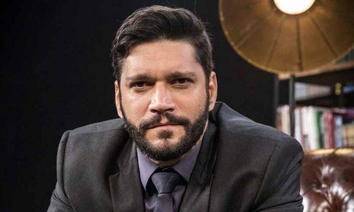 Armando Babaioff, o Diogo de 'Bom sucesso' (Foto: Divulgação)