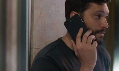"""Diogo tenta subornar os bandidos para incriminar Paloma. Hoje (16/9) em """"Bom Sucesso"""""""""""