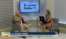 Rede Globo • TV Cabo Branco • Paraíba • Vivo • Cronista de TV