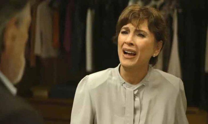 """Beatriz descobre sobre a armação de Otávio e Linda. Hoje (23) em """"A Dona do Pedaço"""""""
