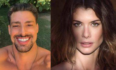 """Cauã Reymond e Alinne Moraes formarão par romântico em novela das 21h, """"Em Seu Lugar"""""""