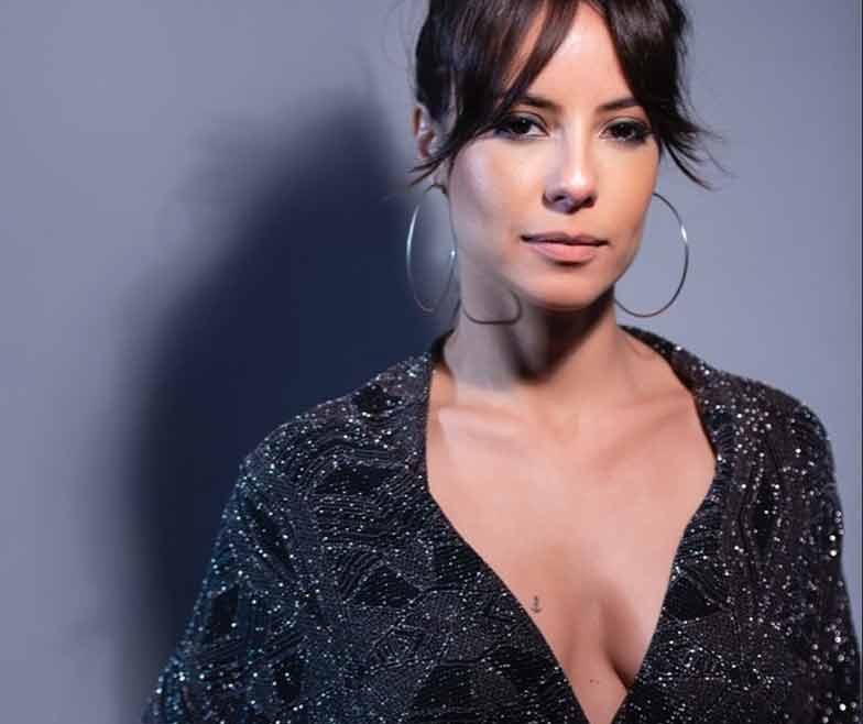 Andreia Horta será a protagonista da novela