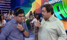 Ex-funcionário do Domingão do Faustão processa a Globo por dano moral