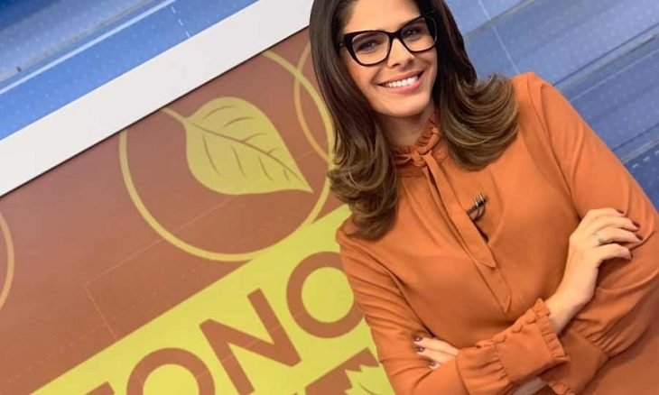 jornalista Gislaine Ferreira se despede da Globo Minas