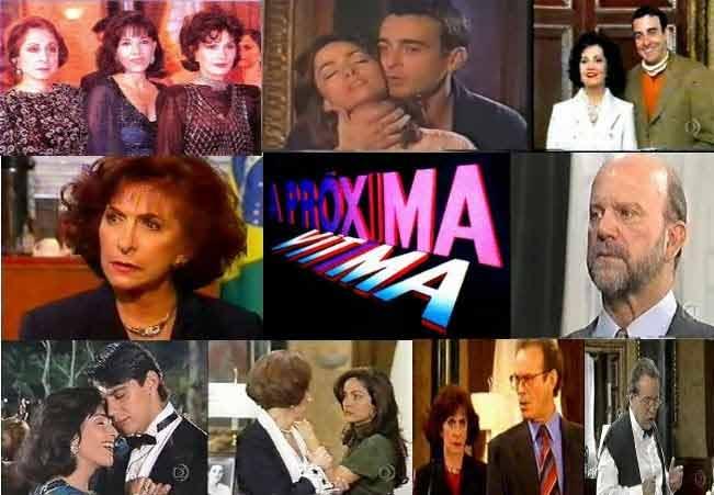 A Próxima Vítima (1995).