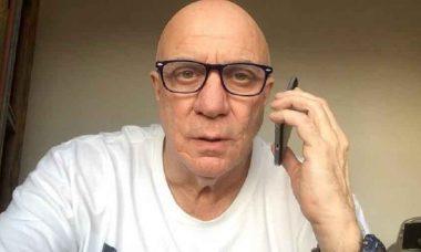 Riba Carlovich, roteirista mais antigo do 'Domingão do Faustão', é demitido após 28 anos