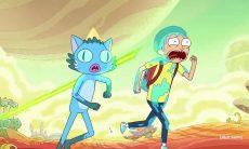 Assista ao trailer caótico da quarta temporada de Rick e Morty