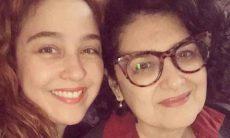 Atriz de Amor de Mãe comemora dez anos de casamento com atriz e diretora Inez Viana