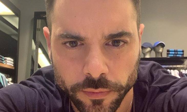 Pedro Carvalho (o português Abel) muda o visual para novo papel
