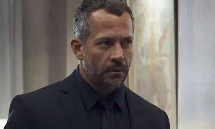 """Agno explica seu plano para Bernardo. Sexta (8) em """"A Dona do Pedaço"""""""