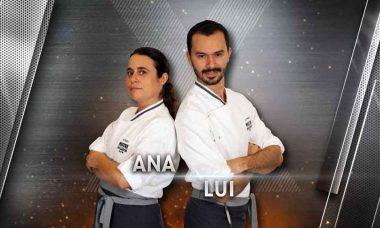 Ana Bueno, deixou a competicáo após duelo com Lui. Foto: Reprodução TV Globo