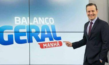 """Com a chegada de Celso Zucatelli, Record decreta fim do """"RJ no Ar"""" e rebaixa apresentadores"""
