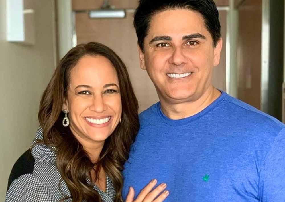 César Filho tranquiliza fãs pelo instagram após internação