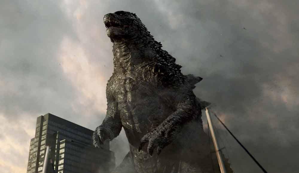 Corujão de hoje na Globo, apresenta o filme Godzilla