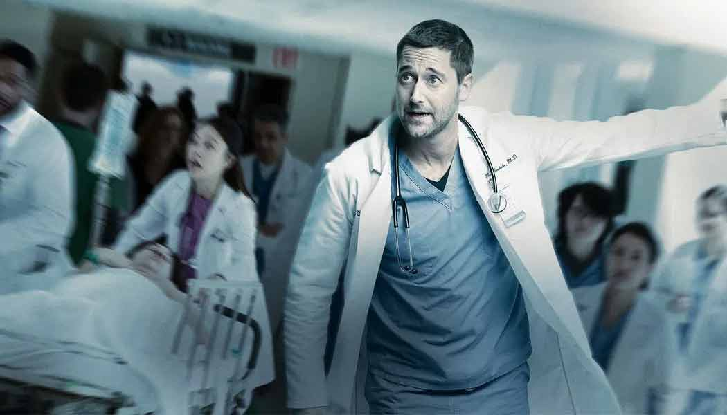 Tela Quente de hoje apresenta - Hospital New Amsterdam - Toda Vida Importa