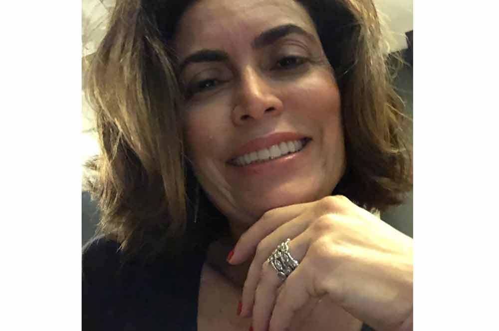 Giuliana Morrone, da Globo, sofre grave lesão no joelho