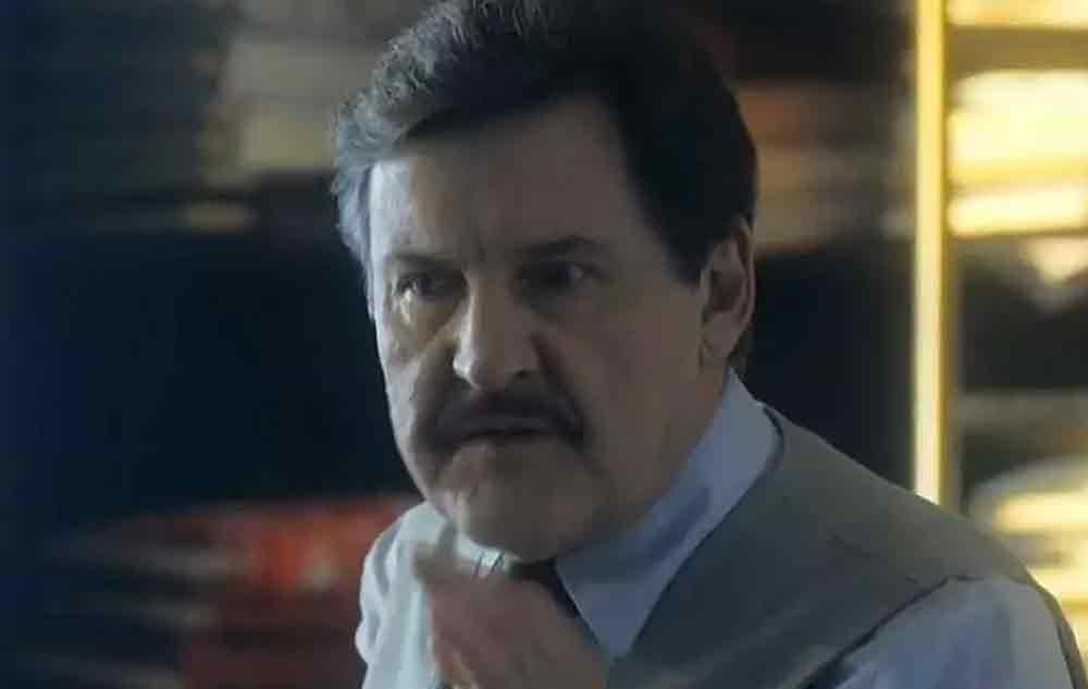 """Júlio descobre a mentira de Lola e seus filhos. Hoje (21) em """"Éramos Seis"""""""