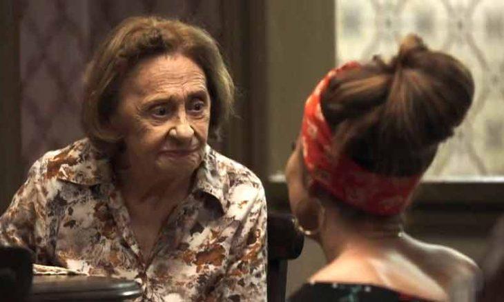 Laura Cardoso é afastada de A Dona do Pedaço por problemas de saúde