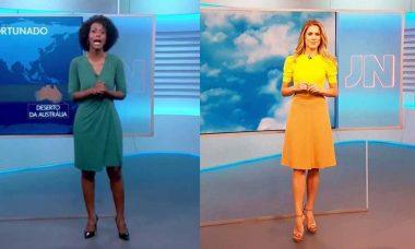 Após saída de Maju , Globo estreia nova apresentadora