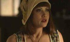 """Marion beija Alfredo para impedir a prisão. Hoje (25) em """"Éramos Seis"""""""