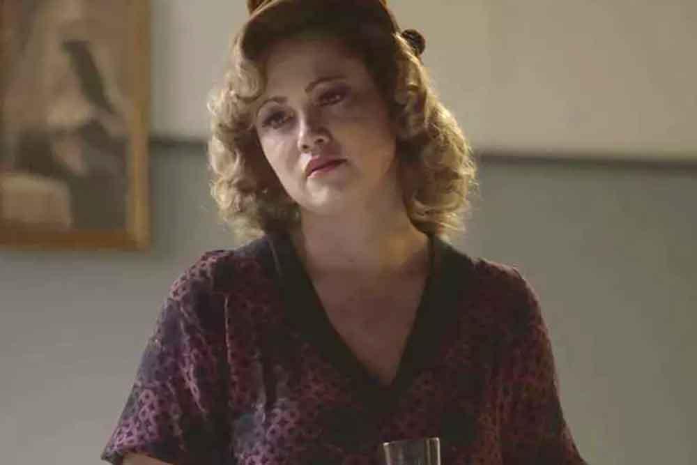 """Marion afirma a Alfredo que ainda gosta de Júlio. Hoje (26) em """"Éramos Seis"""""""