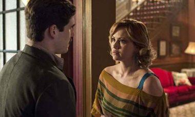 """Marion seduz Alfredo. Quarta (27) em """"Éramos Seis"""""""
