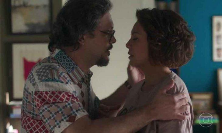 """Nana confessa a Mário que gosta dele. Hoje (25) em """"Bom Sucesso"""""""