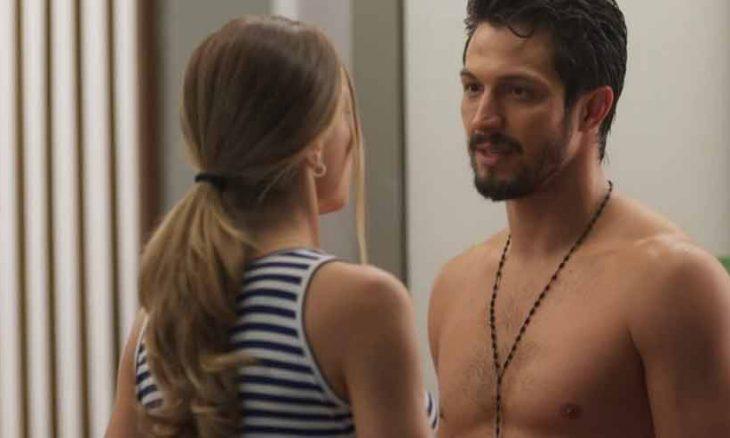 """Marcos questiona Paloma sobre seus sentimentos por ele. Terça (5) em """"Bom Sucesso"""""""