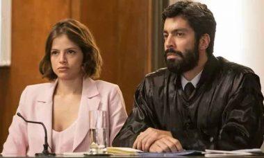 """Tibério afirma que Jô pode ser inocentada. Sábado em """"A Dona do Pedaço"""""""
