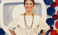 Sandra Annenberg manda recado irônico e internet fala que foi para Damares