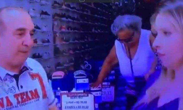 Repórter da Globo desmaia ao vivo durante entrevista e causa preocupação