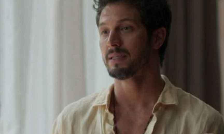 Alberto briga com Marcos por fazer Paloma sofrer. Hoje (4) em Bom Sucesso