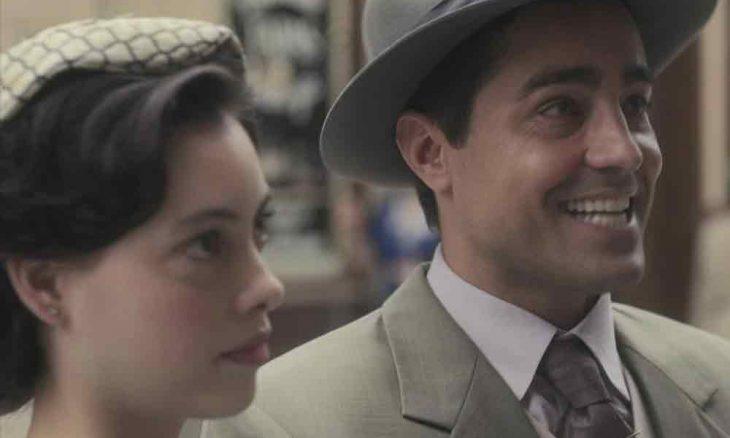 Natália insinua que deseja Almeida apenas para ela.