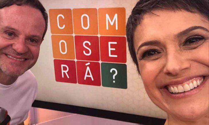 Programa de Sandra Annenberg deixará de ser exibido na Globo