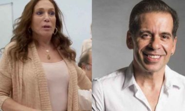 Susana Vieira comete gafe e se espanta com resposta de Leandro Hassum