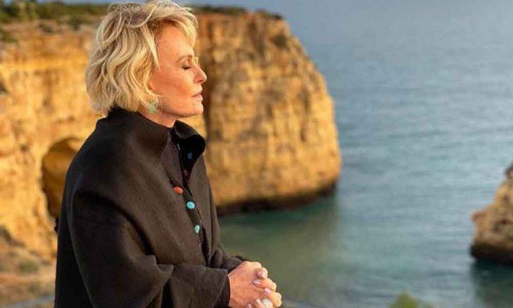 Ana Maria Braga revela que está novamente com câncer , desta vez no pulmão
