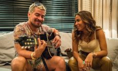 """Thiago Martins e Anitta aparecem juntos em """"Amor de Mãe"""""""