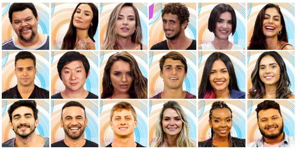 "BBB20: Conheça os participantes do ""Big Brother Brasil"" 2020"