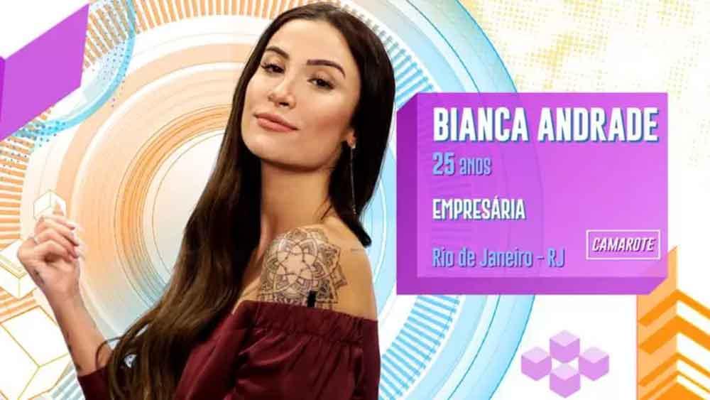 Particpantes do BBB 20: Bianca Andrade, 25 anos, do Rio de Janeiro