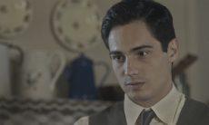 """Carlos briga com Alfredo e Lola se desespera. Hoje (20/1), em """"Éramos Seis"""""""