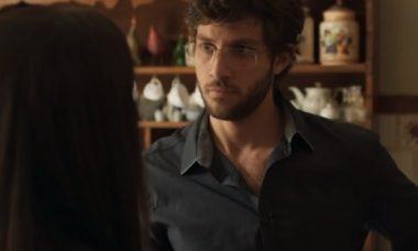 """Danilo se revolta contra Thelma e sai de sua casa. Quinta (16/1), em """"Amor de Mãe"""""""