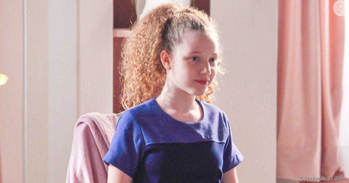 """Lorena, Gael e Benício passam a vigiar Ester. Sexta (17/1), em """"As Aventuras de Poliana"""""""