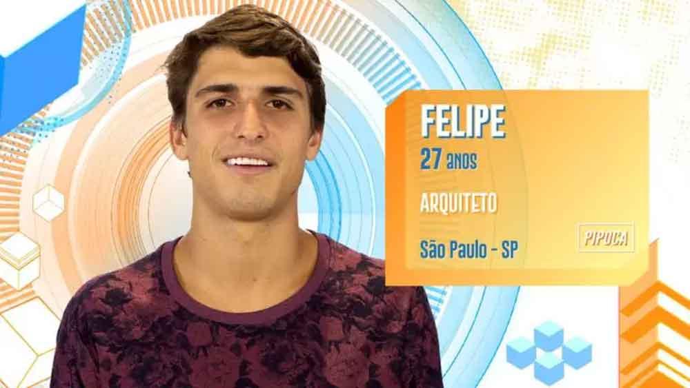 Felipe, 27 anos, de São Paulo