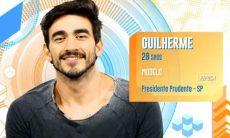 Guilherme, 28 anos, de Presidente Prudente (SP)
