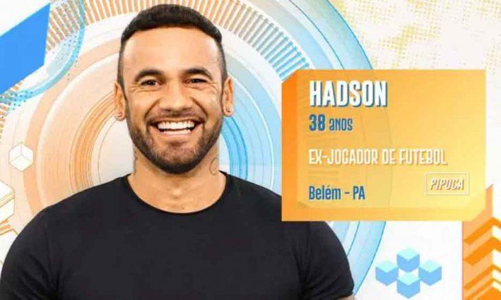 Hadson, 38 anos, de Belém